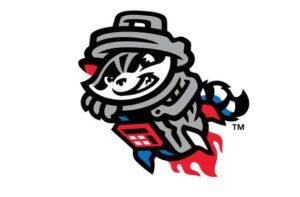 Rocket City Trash Pandas Logo